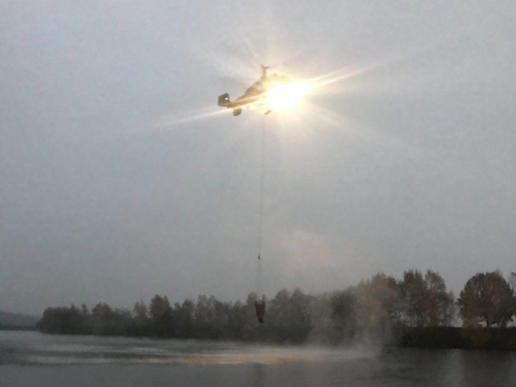 МАЦ, вертолет МАЦ, спасатели