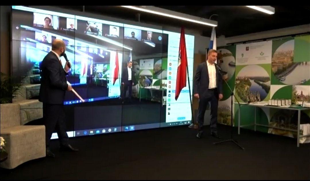 премия правительства Москвы, департамент природоползования и окружающей среды Москвы