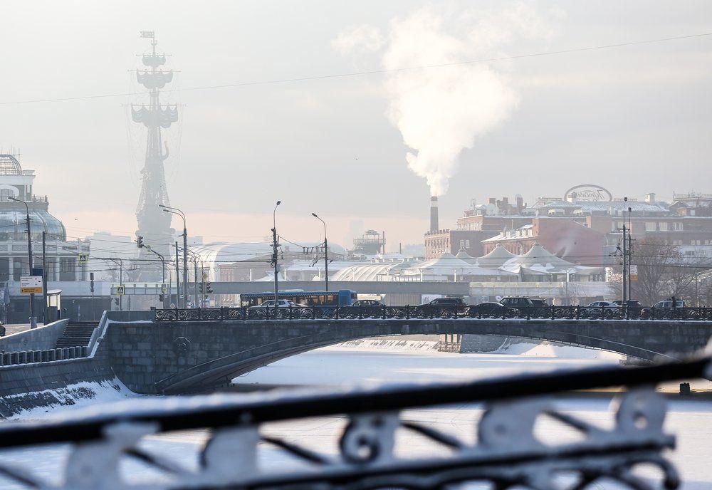 отопление, зима, комплекс городского хозяйства