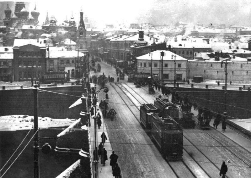 Москворецкая улица 1920-1930 гг