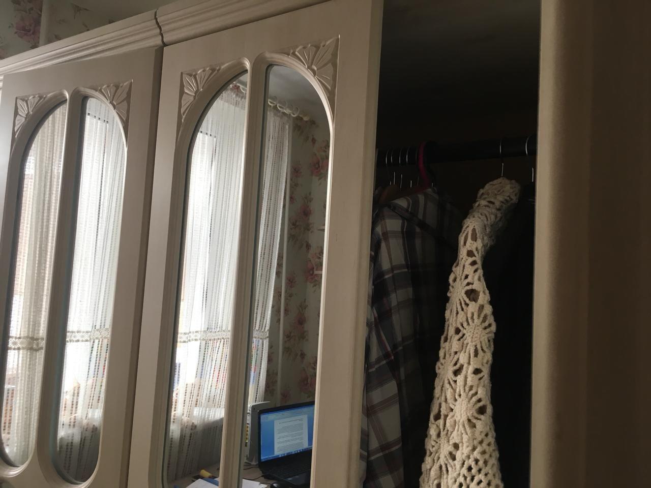 моль, шкаф, одежда
