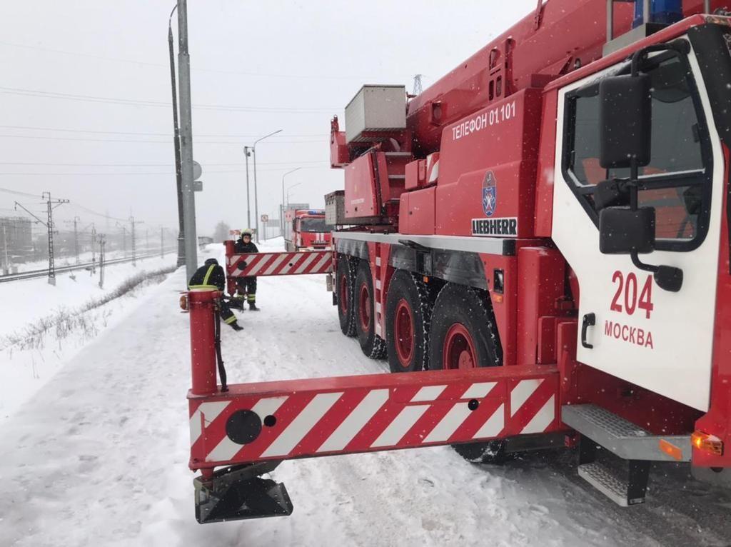 происшествия в Москве, поселок Северный