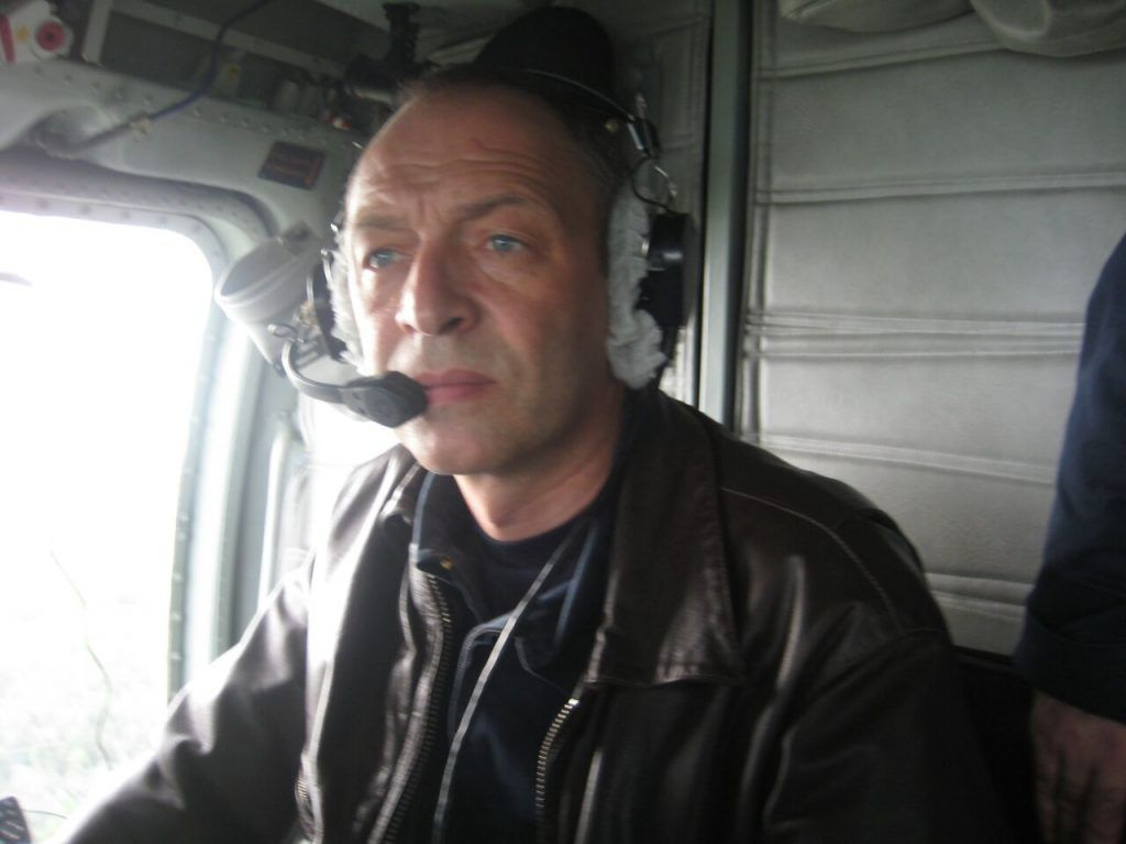 День штурманской службы военно-воздушных сил, Вячеслав Бочаров