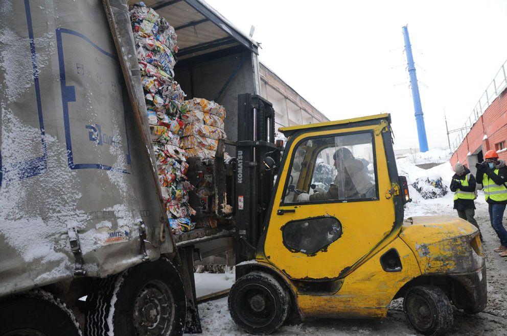 стартап BERЁZKA, экология, мусор, раздельный сбор мусора, пластик