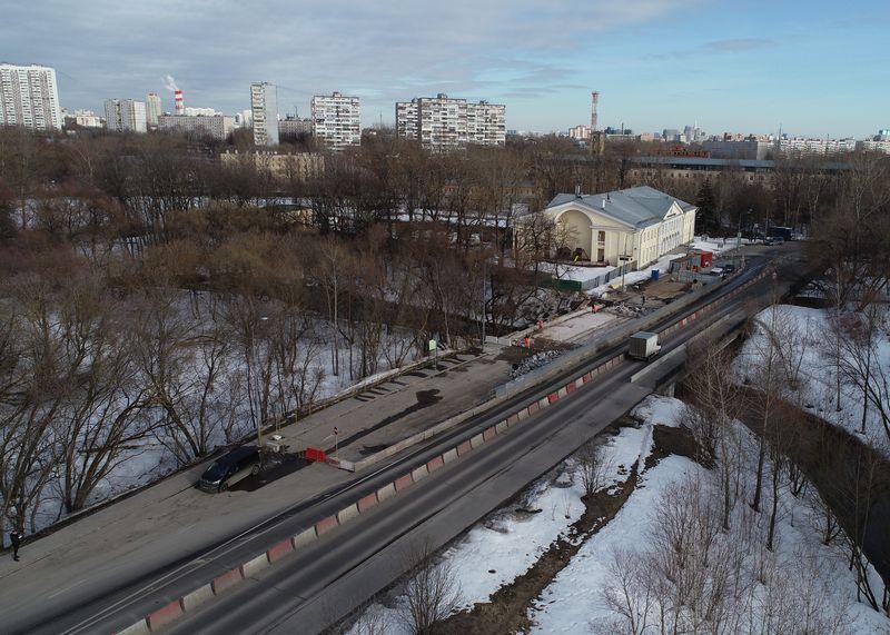 Тушинский мост