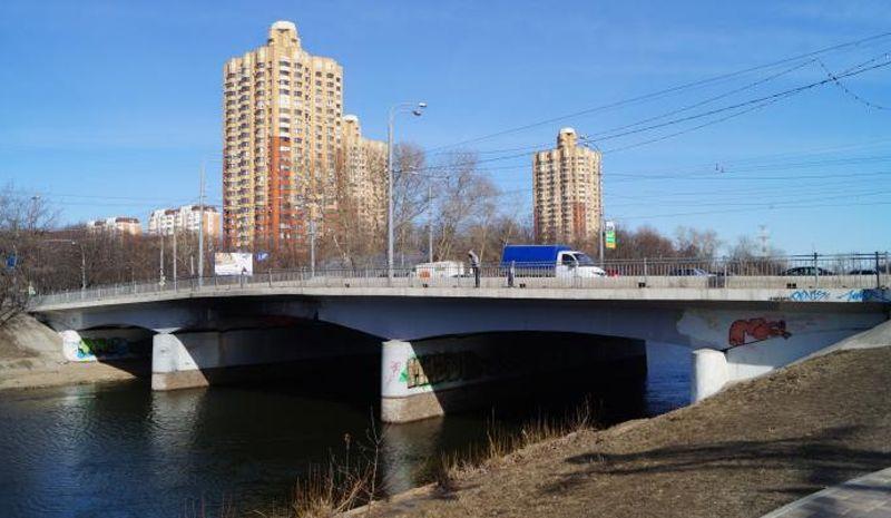 Тушинский мост, капремонт