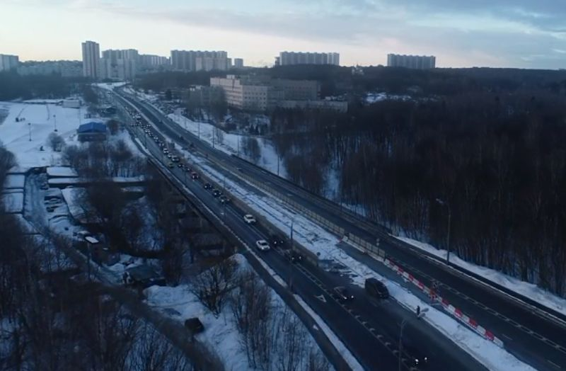 Севастопольский путепровод