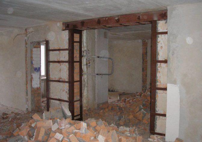 ремонт, квартира, перепланировка