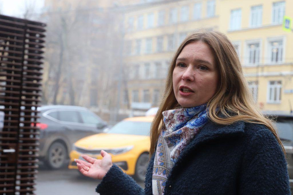 Анна Колесникова, директор ГБУ «Жилищник» Мещанского района