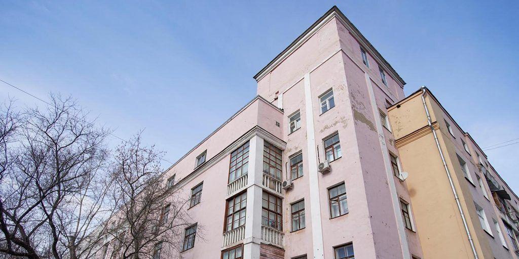 Бабушкинский, крыша