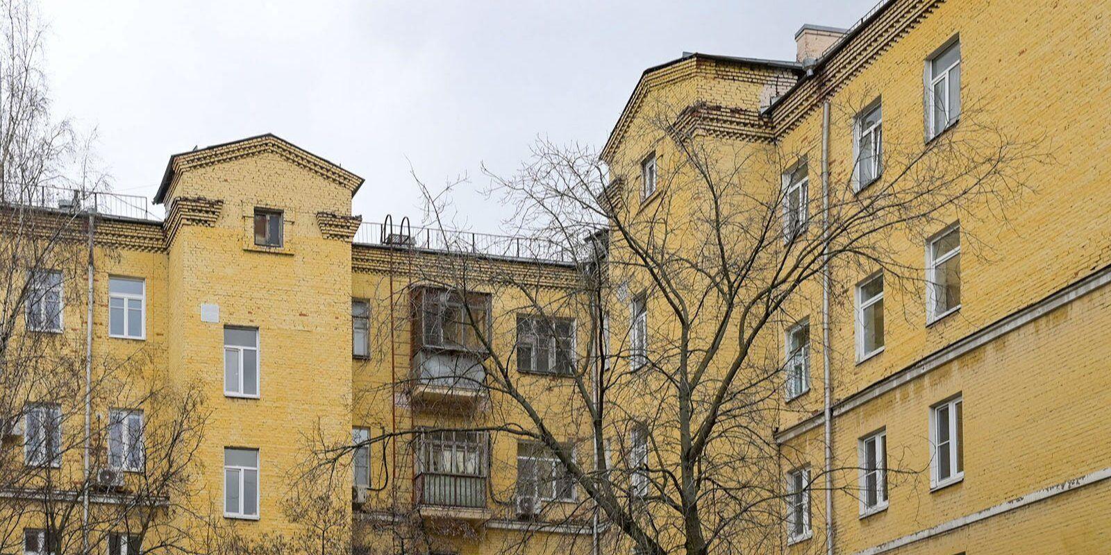 Крыша, Даниловский район
