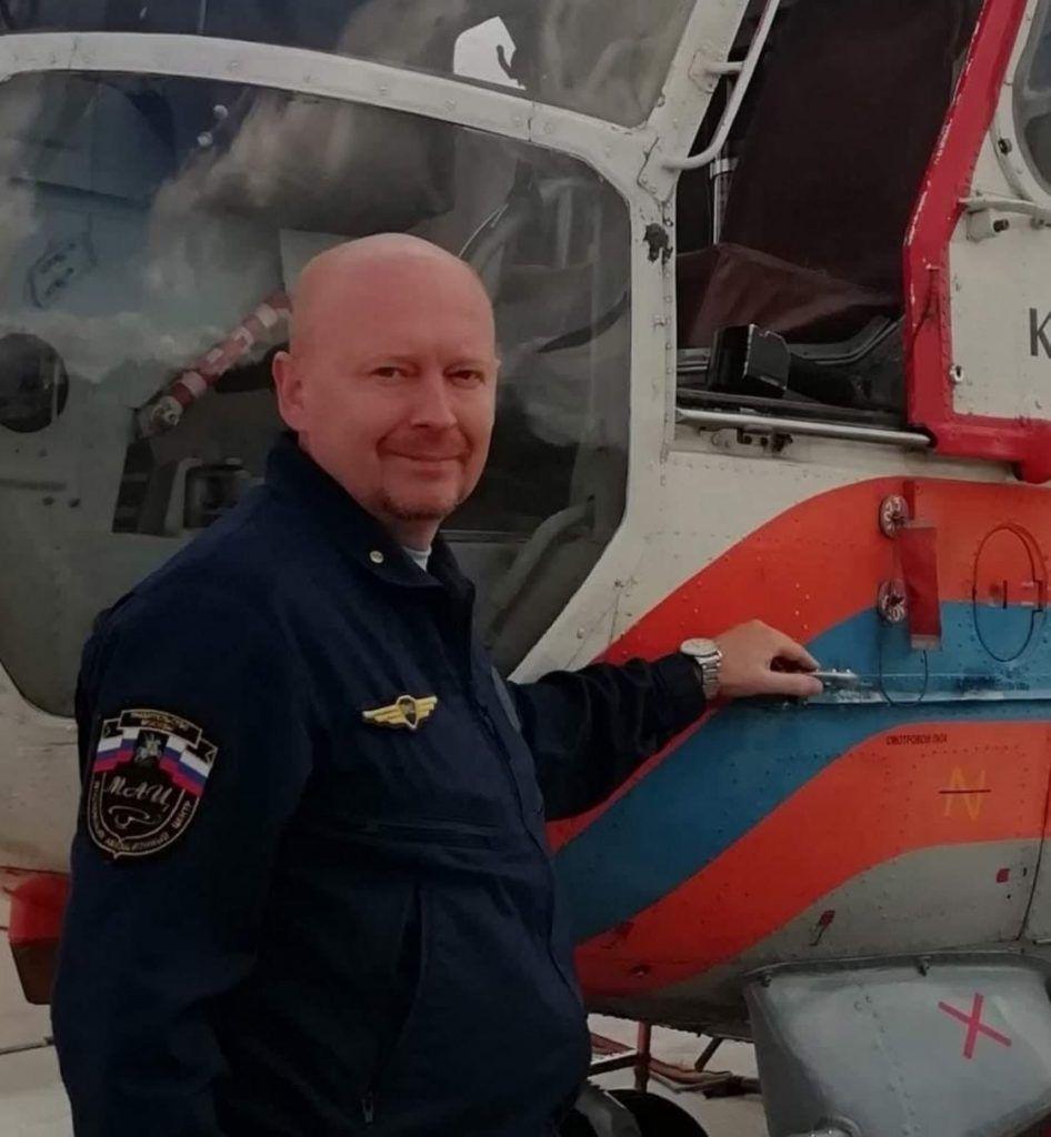 Денис Парфенов, День пожарной охраны