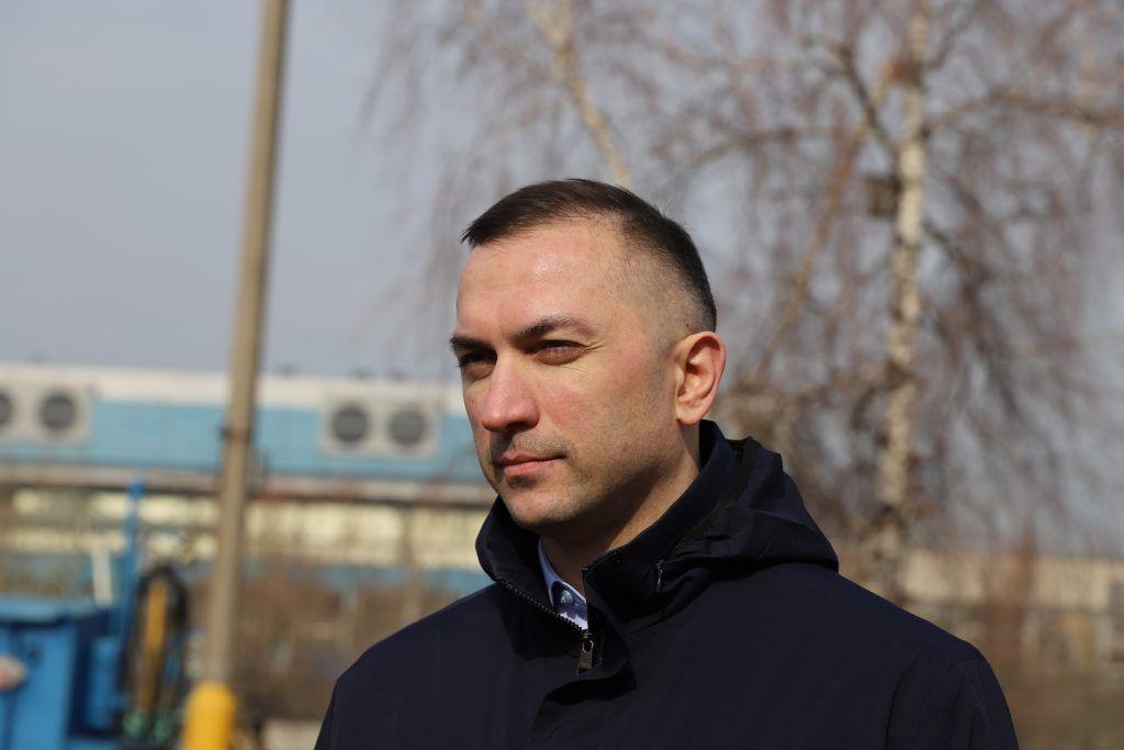 Евгений Лукашевич руководитель пресс-службы ГУП «Мосводосток»
