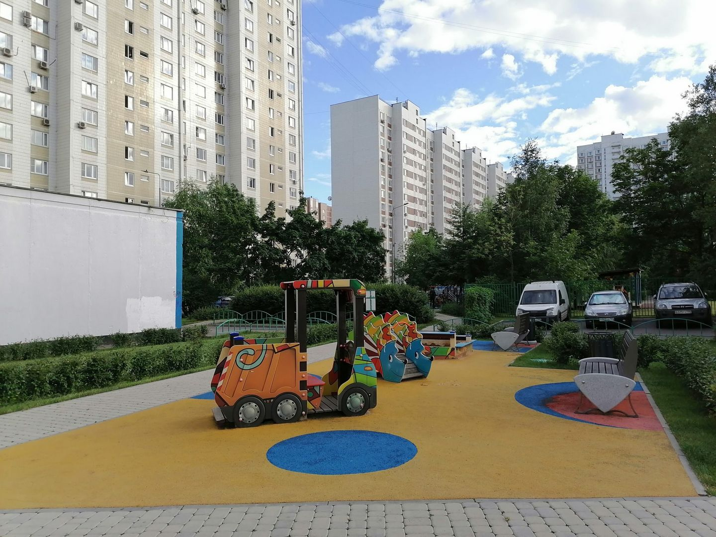 детская площадка, благоустройство