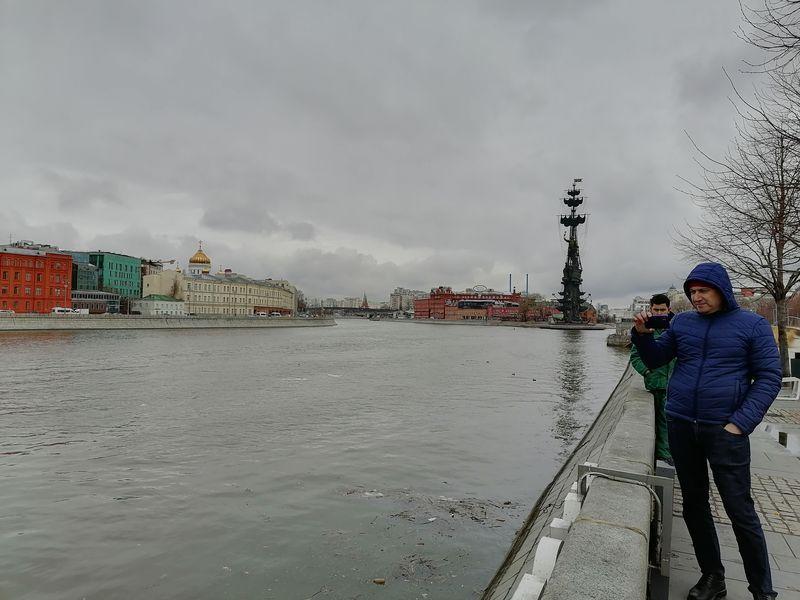 Мосводосток, свалка, водолазы, Москва-река, очистка реки, Памятник Петру