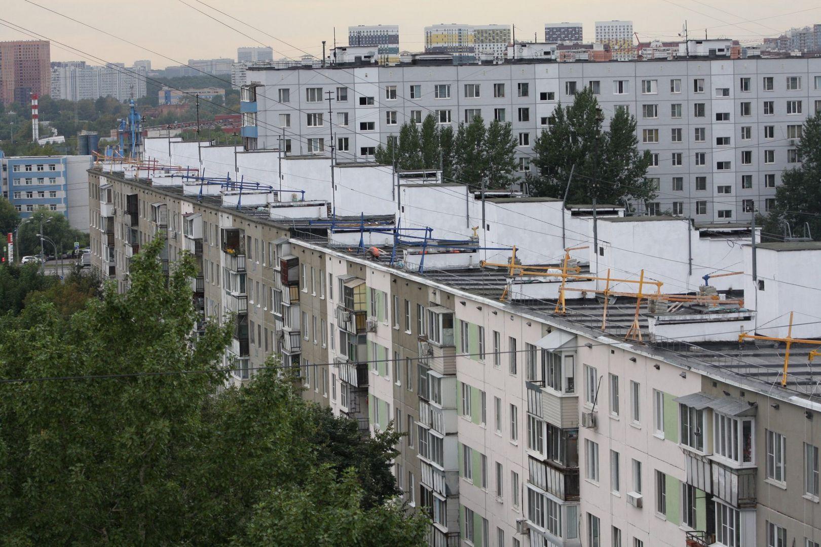 фасад, крыша, капремонт
