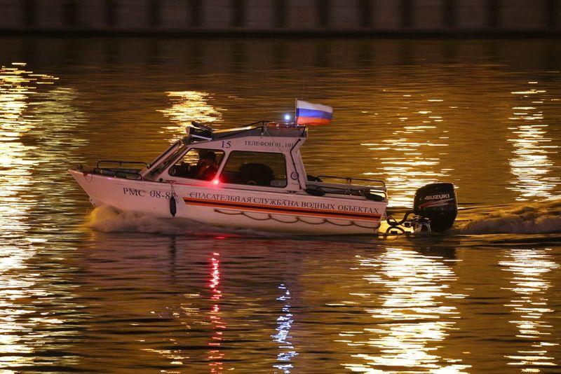 катер, спасатели