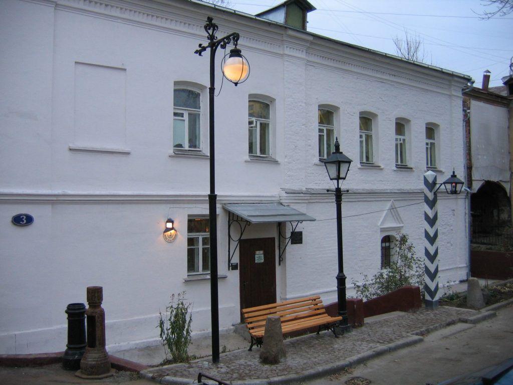 Музей «Огни Москвы»