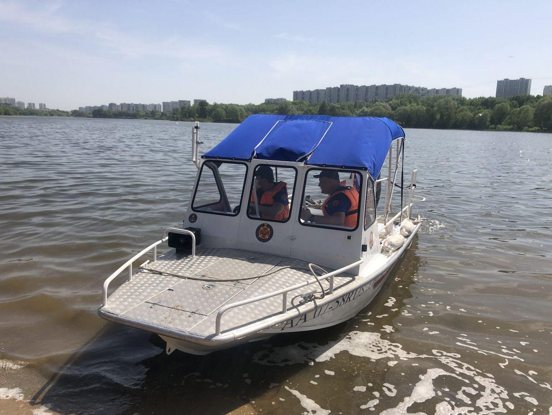 спасатели, водоем, безопасность на водоемах