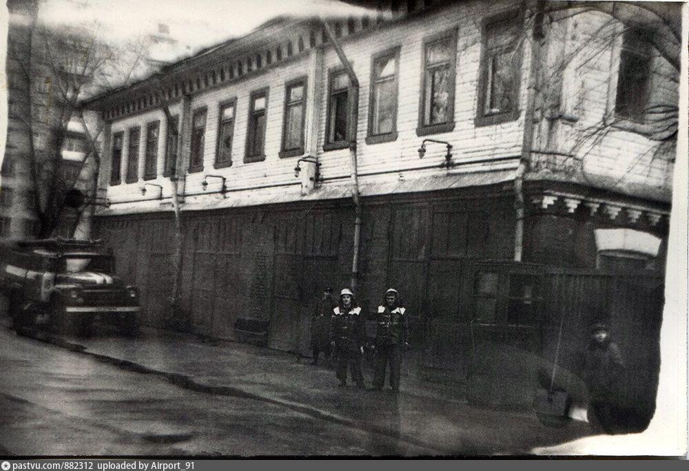 история Москвы, реставрация