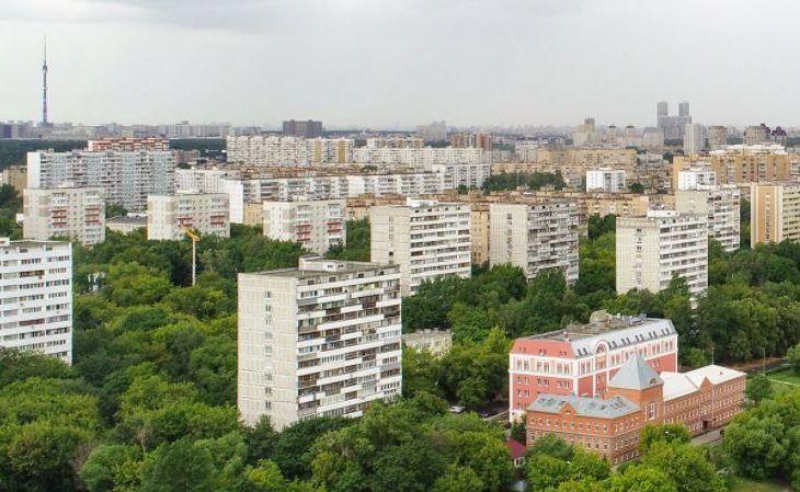 советские небоскребы, капремонт
