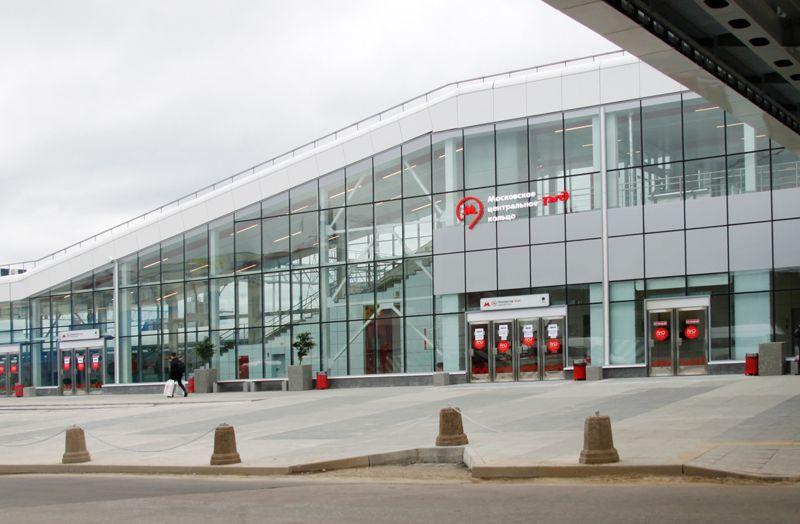 вокзал Восточный, россети