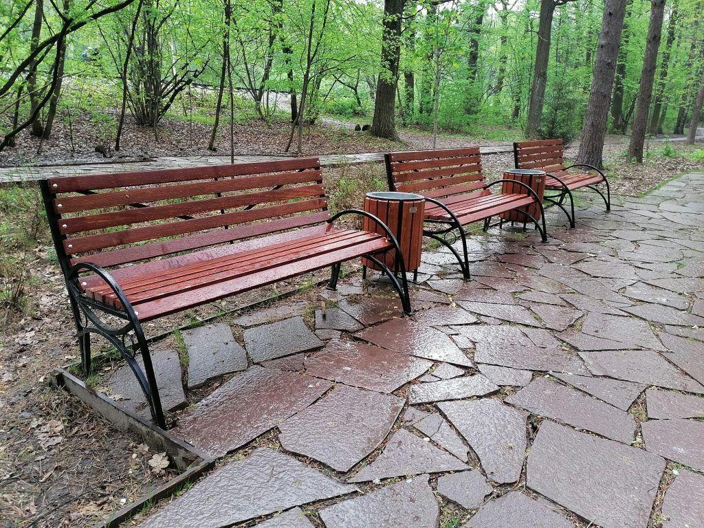 сад здоровья, благоустройство, парки Москвы, Бирюлевский дендропарк