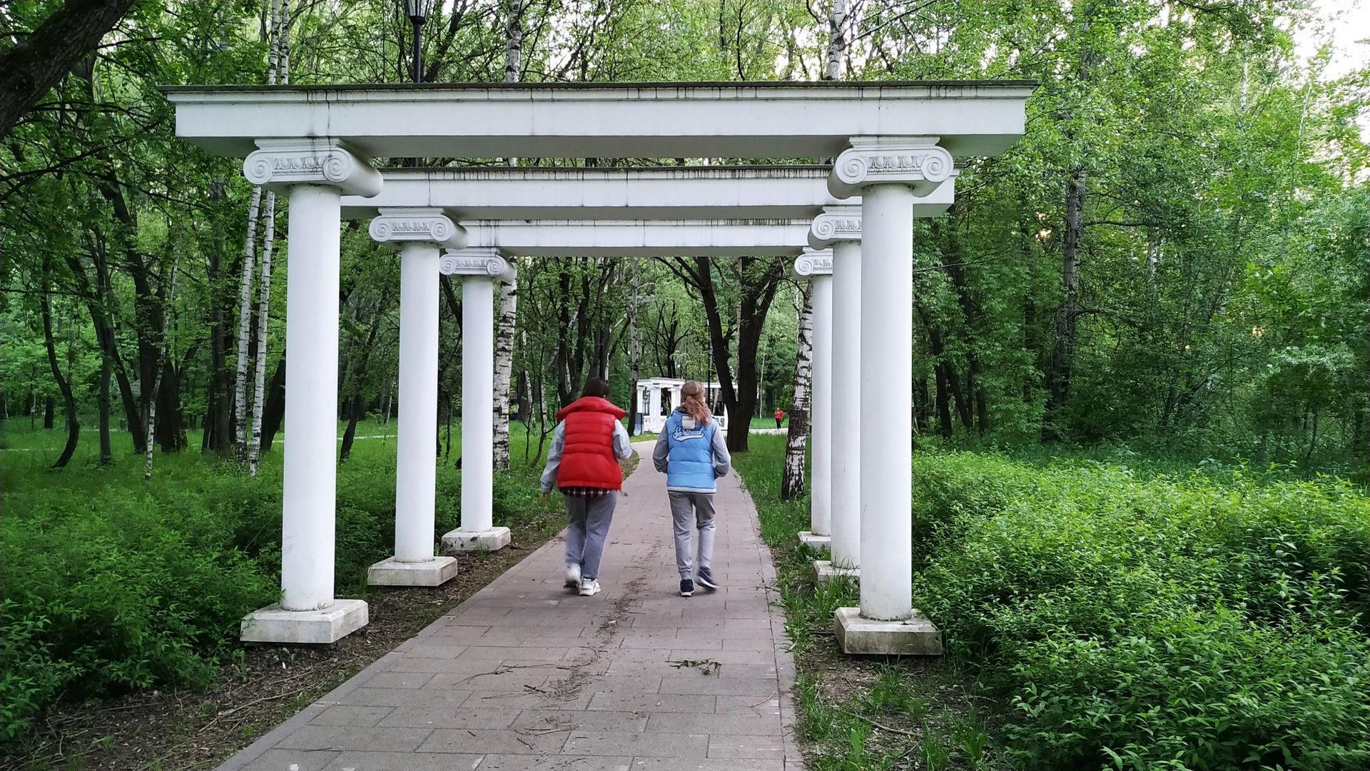 Грачевский парк