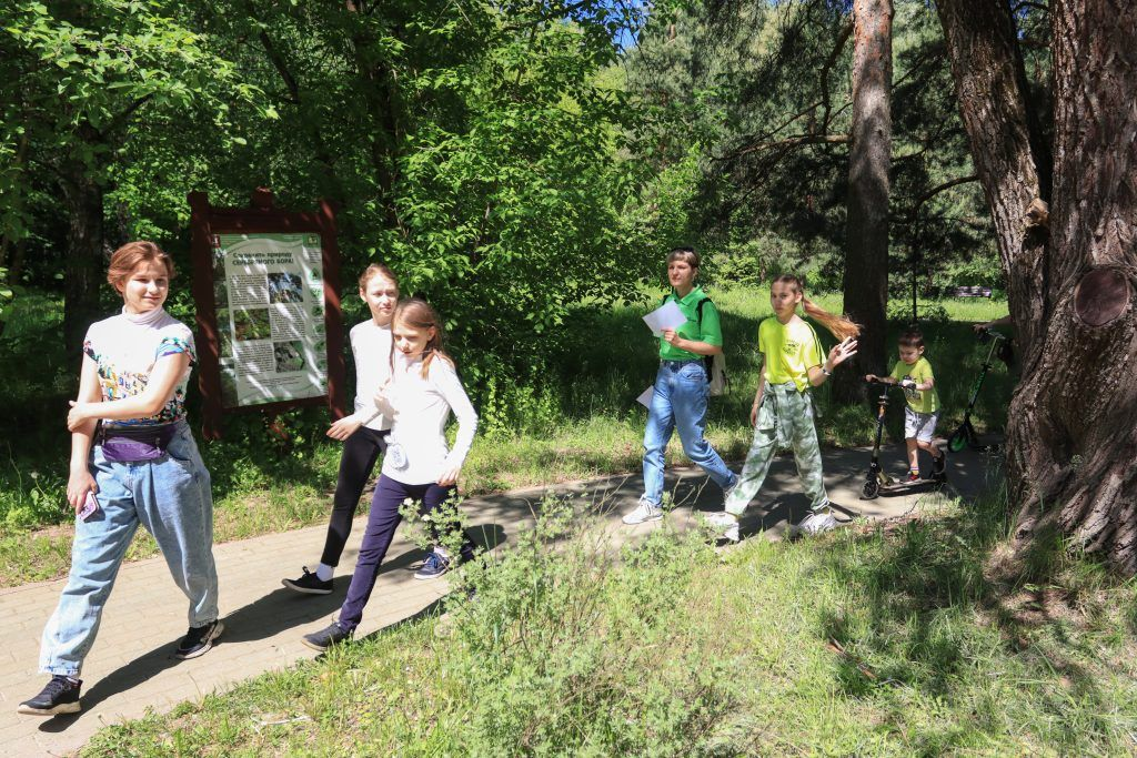 день эколога, парки Москвы, олимпиада