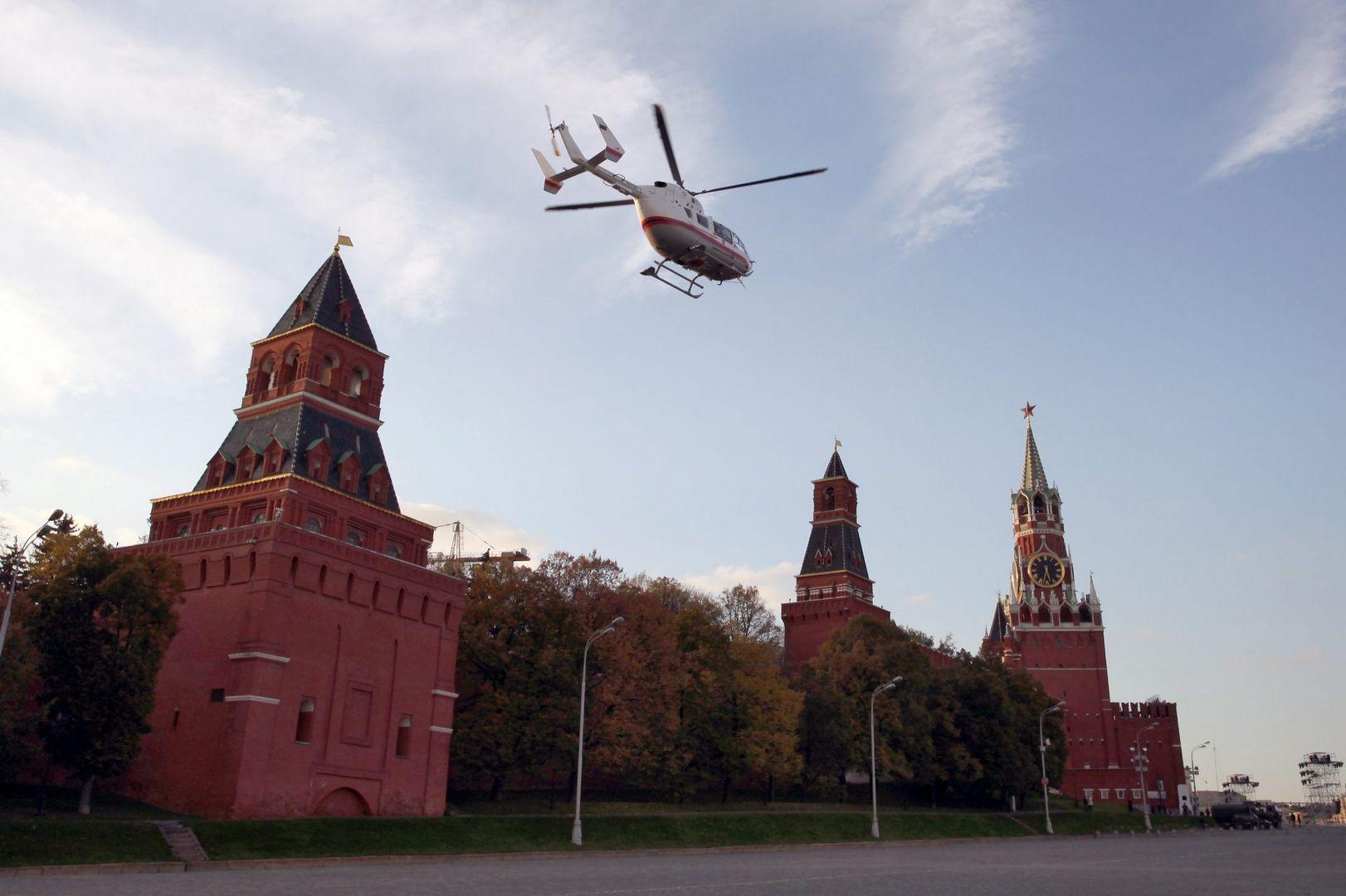вертолет МАЦ, санавиация