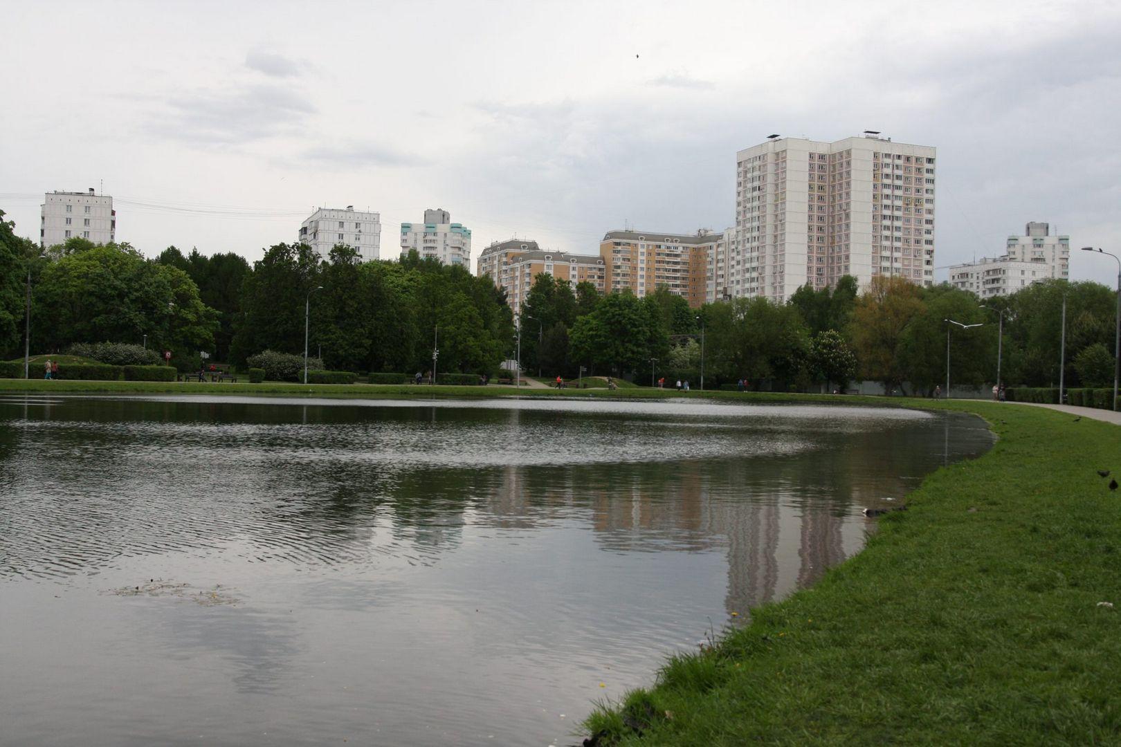 Малый Ангарский пруд