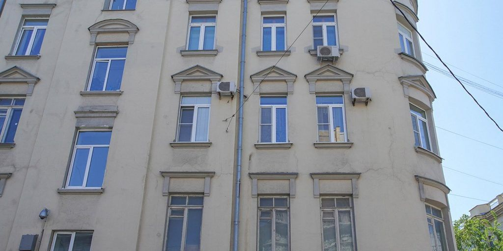 фасад, капремонт, дом