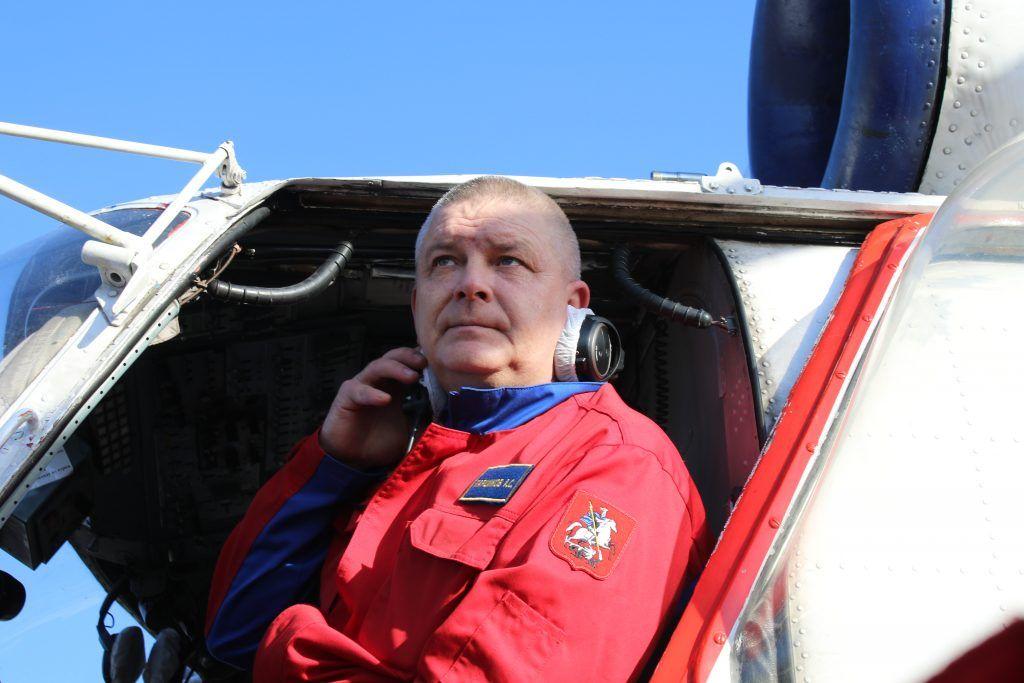 Алексея Паршикова
