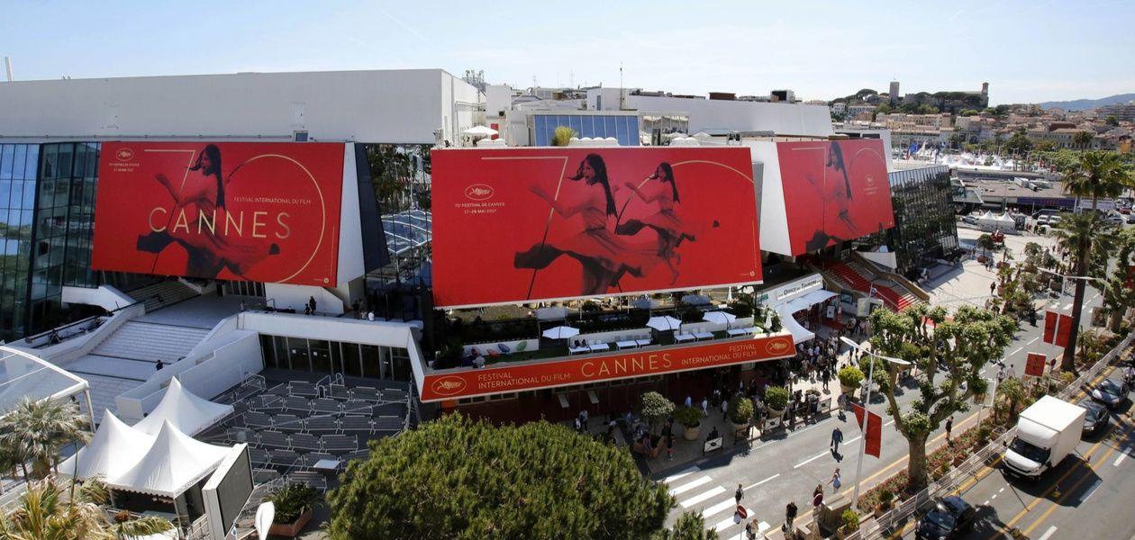 Каннском Международном кинофестивале