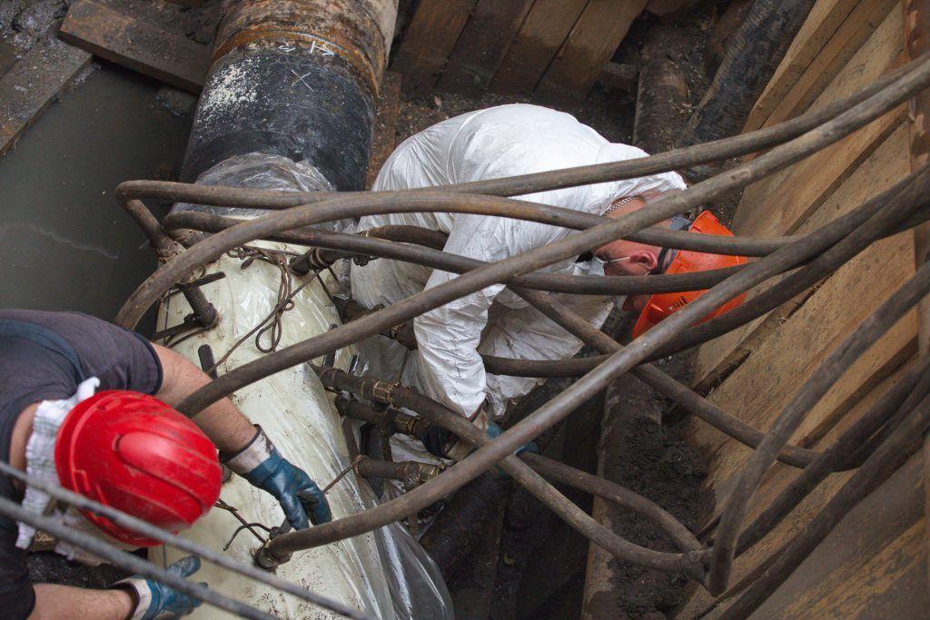 газопровод, санация, АО Мосгаз