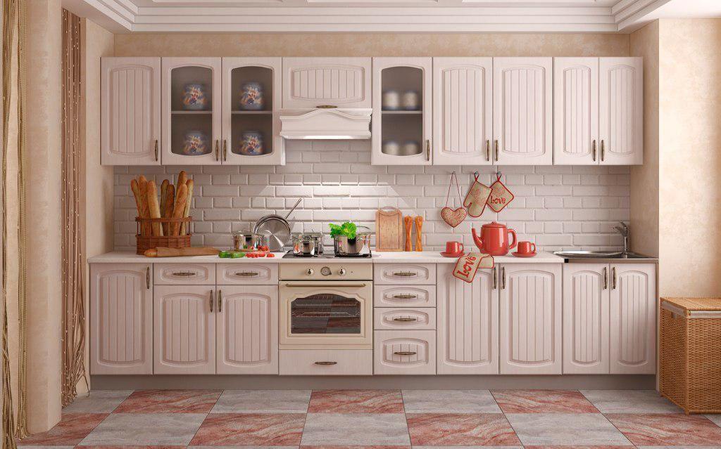 кухня, МДФ