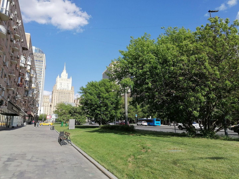улица, лето