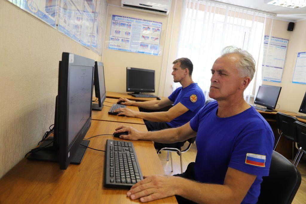 Департамент ГОЧСиПБ, Лучший спасатель Москвы 2021 года, Московские мастера, ПСС «Строгино»