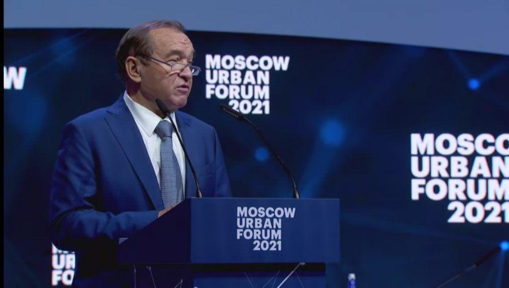 Петр Бирюков, урбанистический форум
