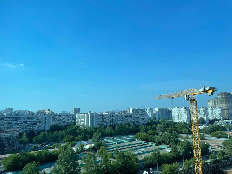 дом, капремонт, Москва, город, стройка