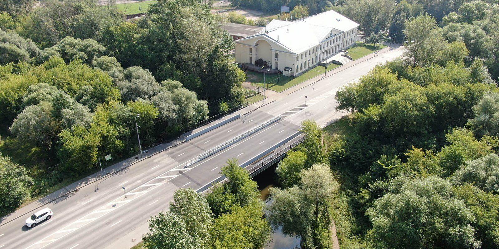 автодорожный мост «Тушинский ДК»