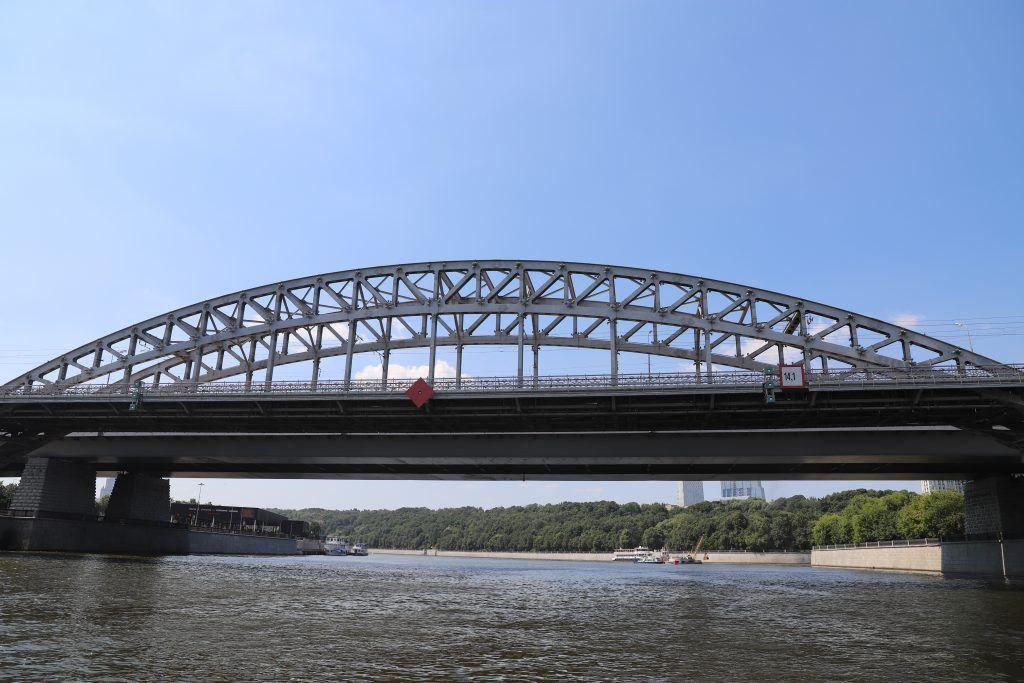 Москва, мосты