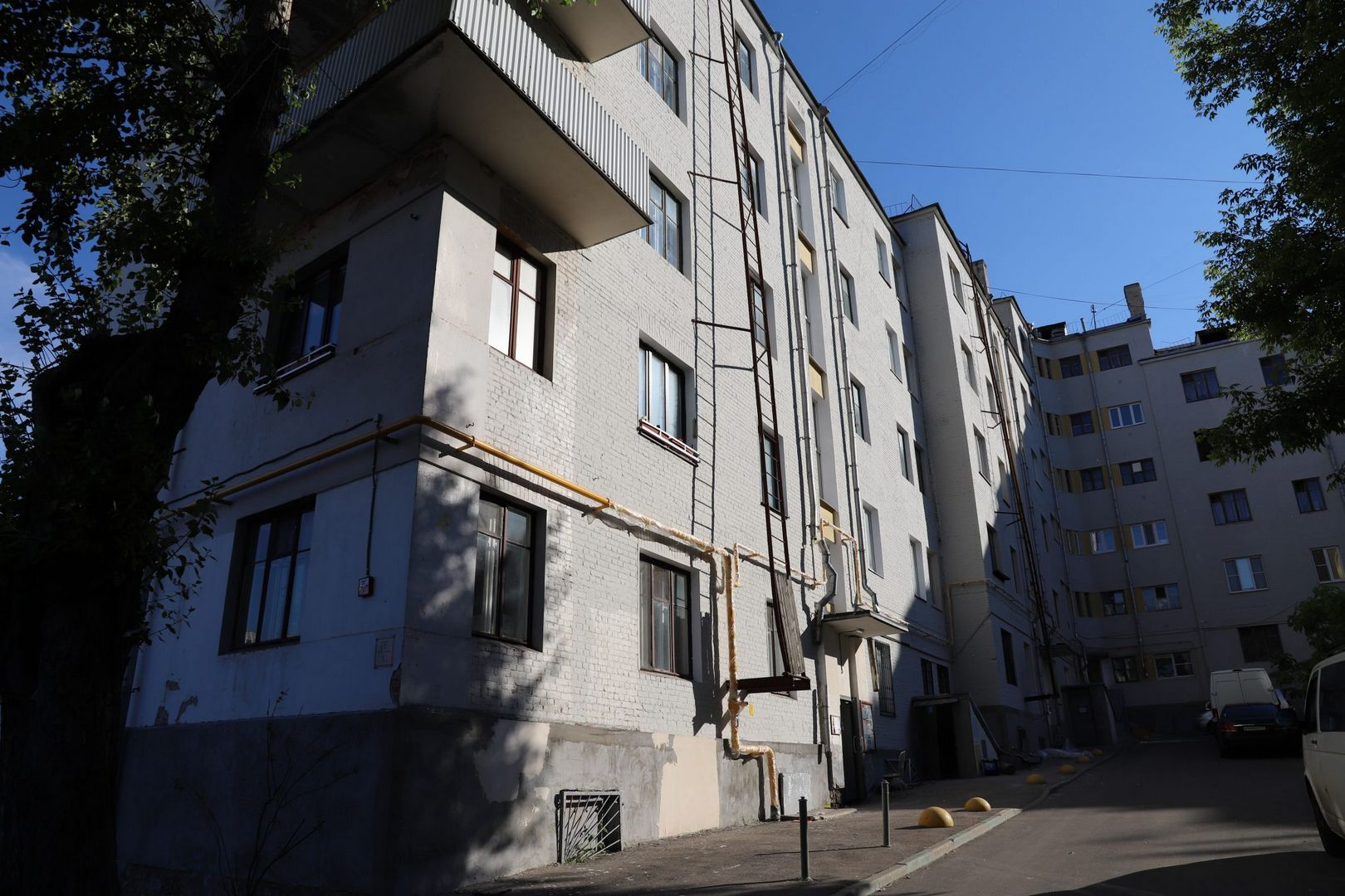 рабочий городок, Сокольники