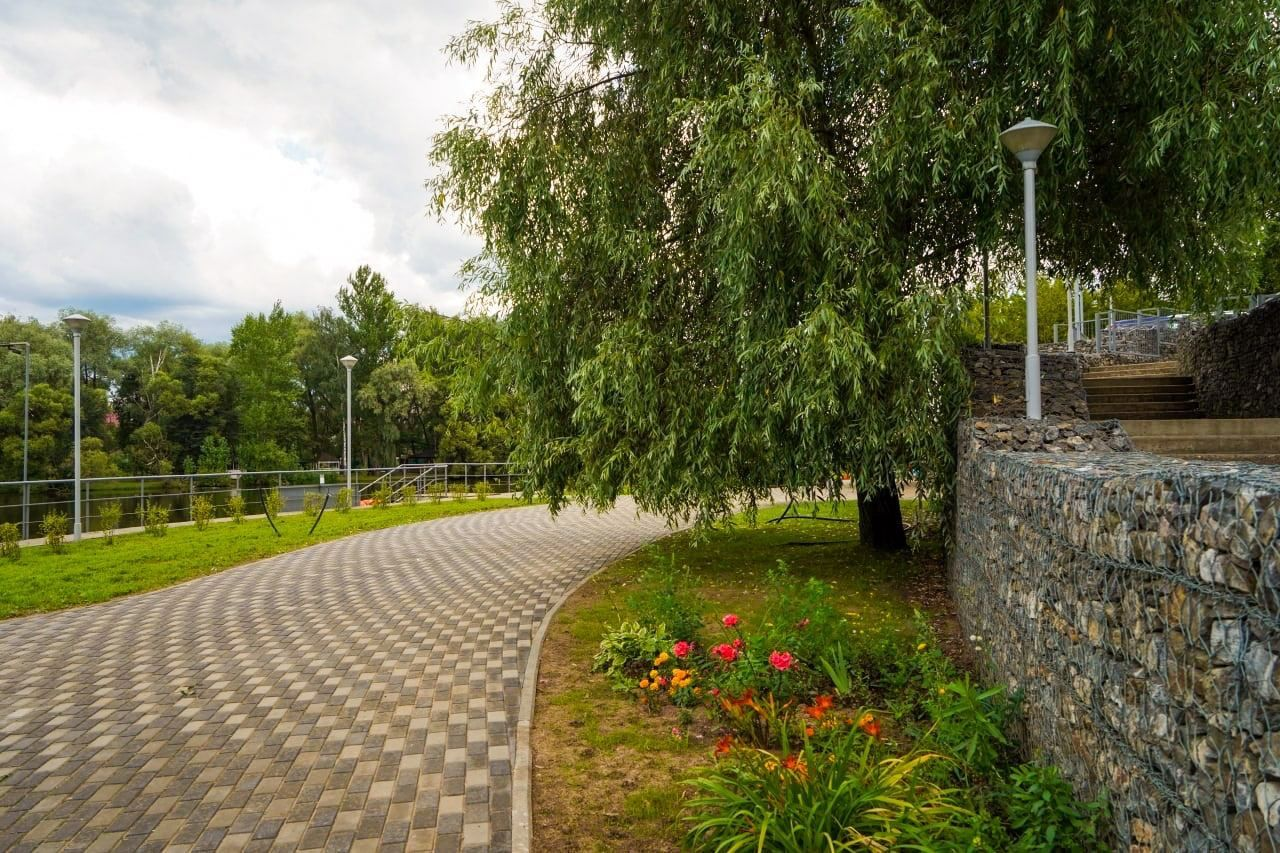 парк, благоустройство