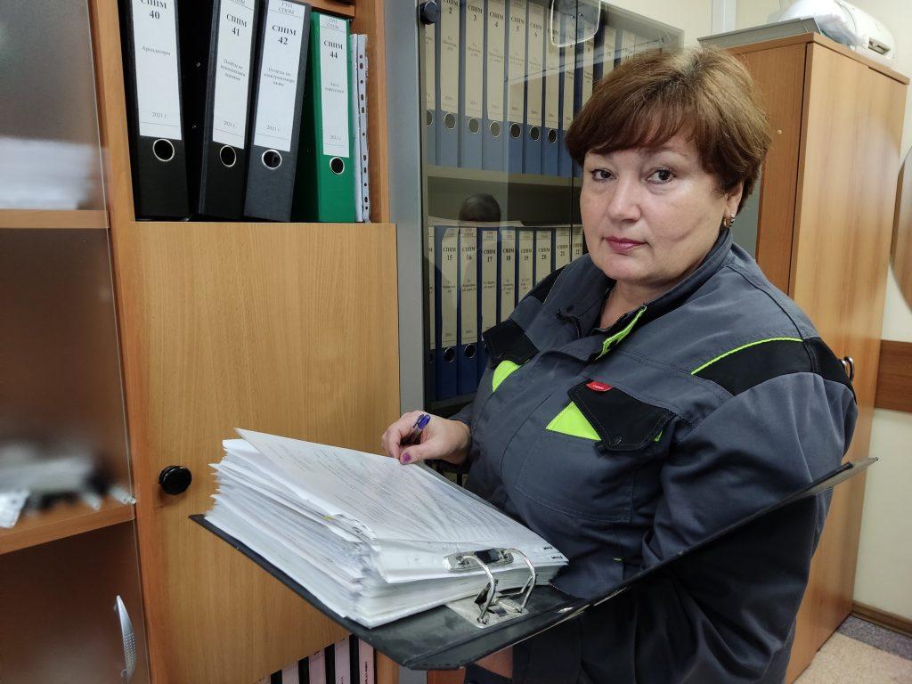 Лариса Степанова, гражданская оборона