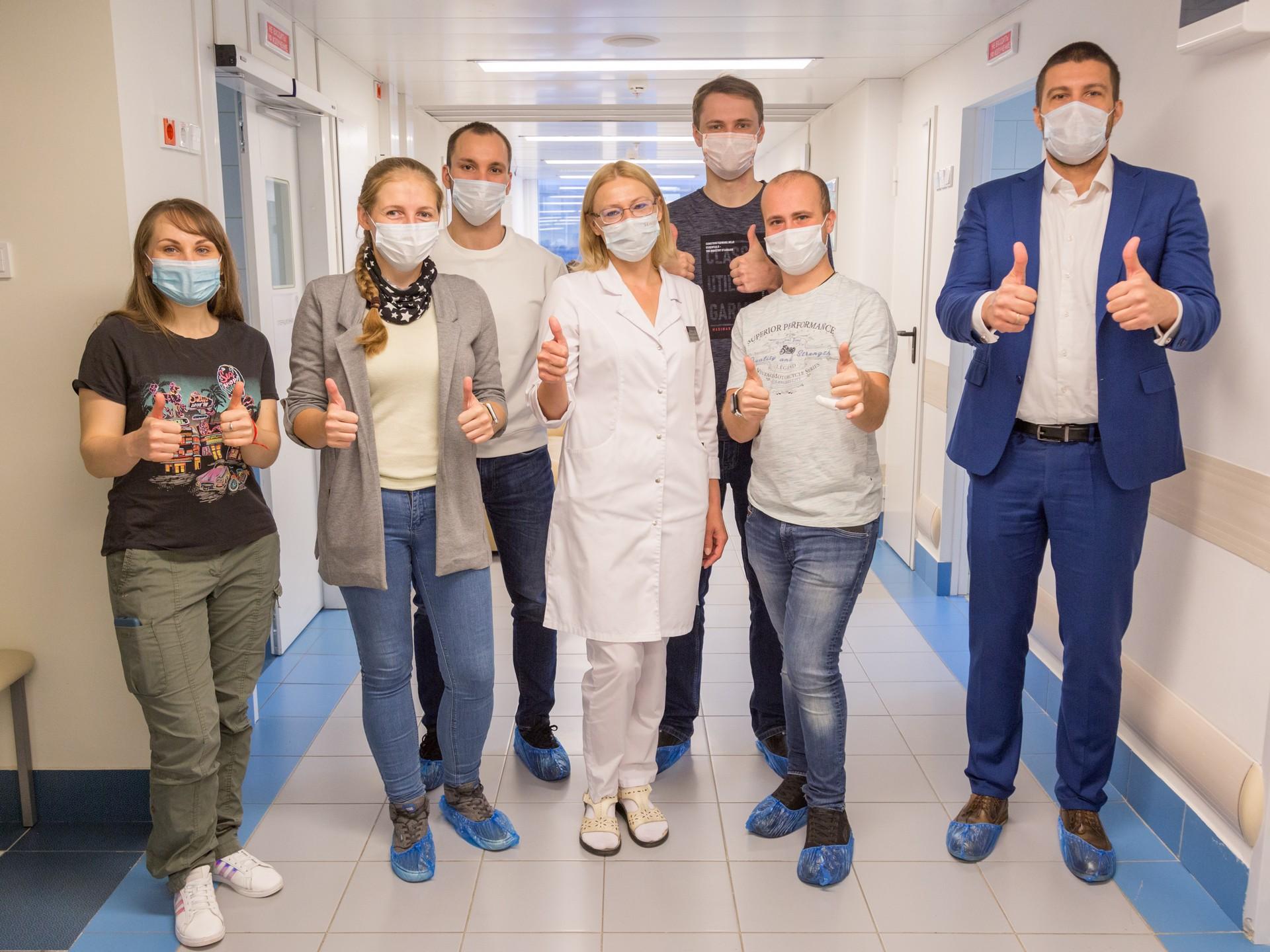 донор, морозовская детская больница