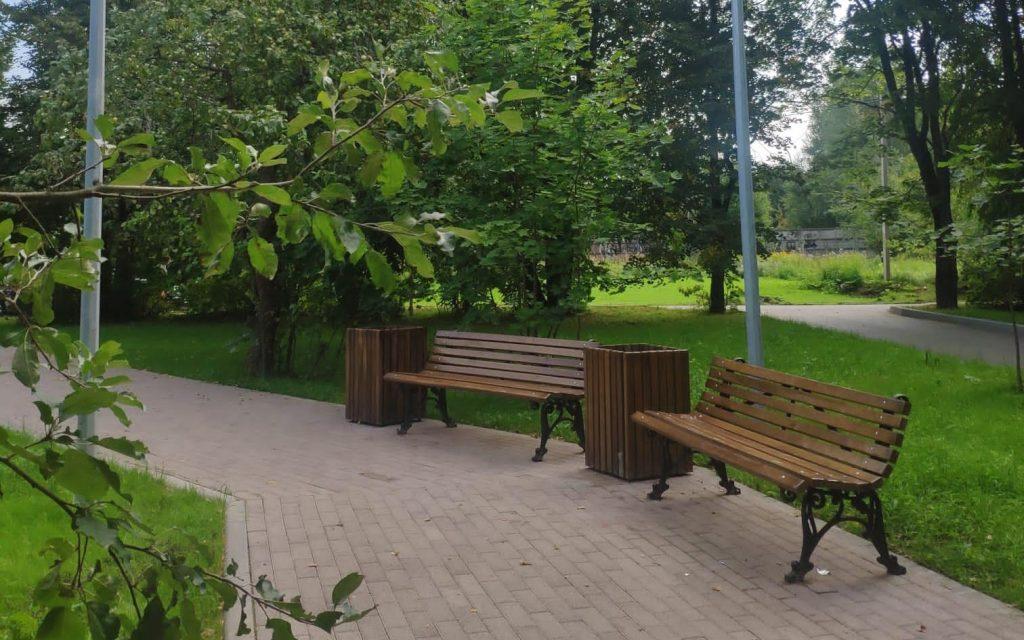 Зеленоград, благоустройство