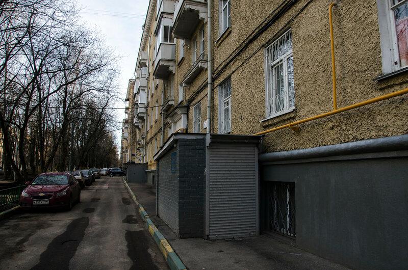Сталинская пятиэтажка, капремонт