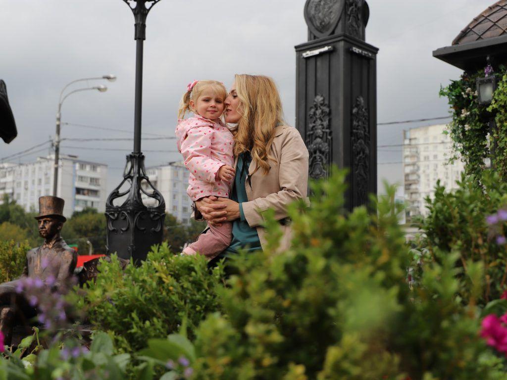 цветочный джем, украшение Москвы, сад, цветы