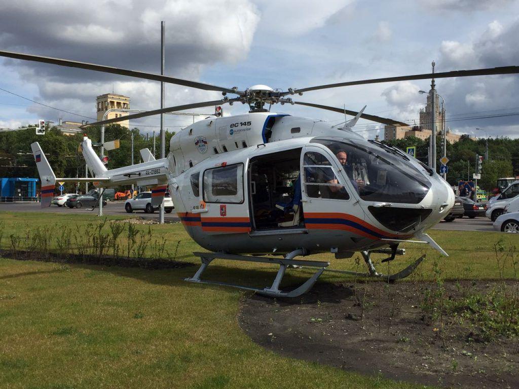 вертолет МАЦ